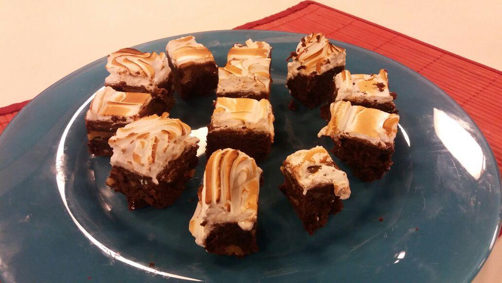 Brownies para celíacos