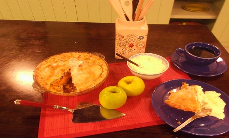 Pastel f cil de manzana ana duran - Ana cocina facil ...