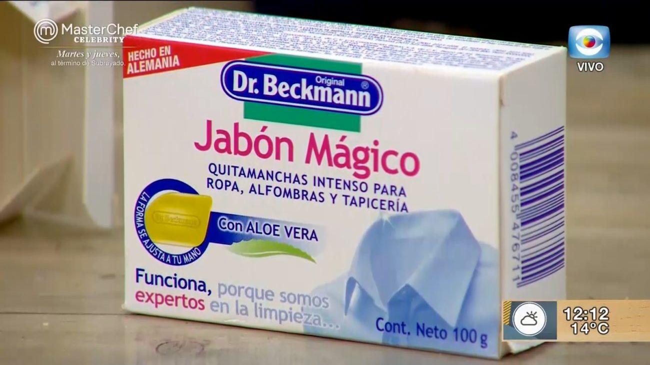 jabon dr beck